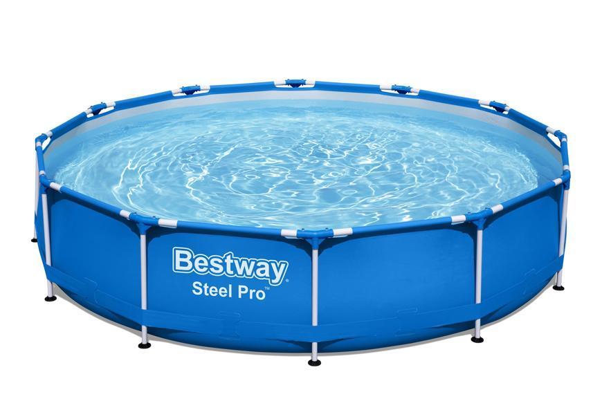 Bazén Bestway® Steel Pro™, 56706, 3,66x0,76 m