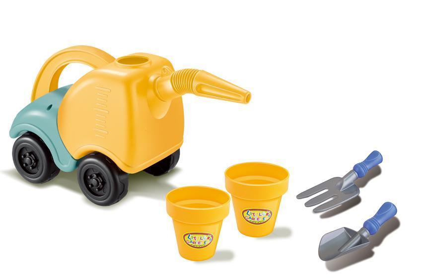 Sada hračiek do piesku s konvičkou, 5 dielna