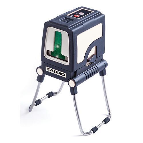 Laser KAPRO® 872G Prolaser® Plus, Cross, GreenBeam, bez statívu
