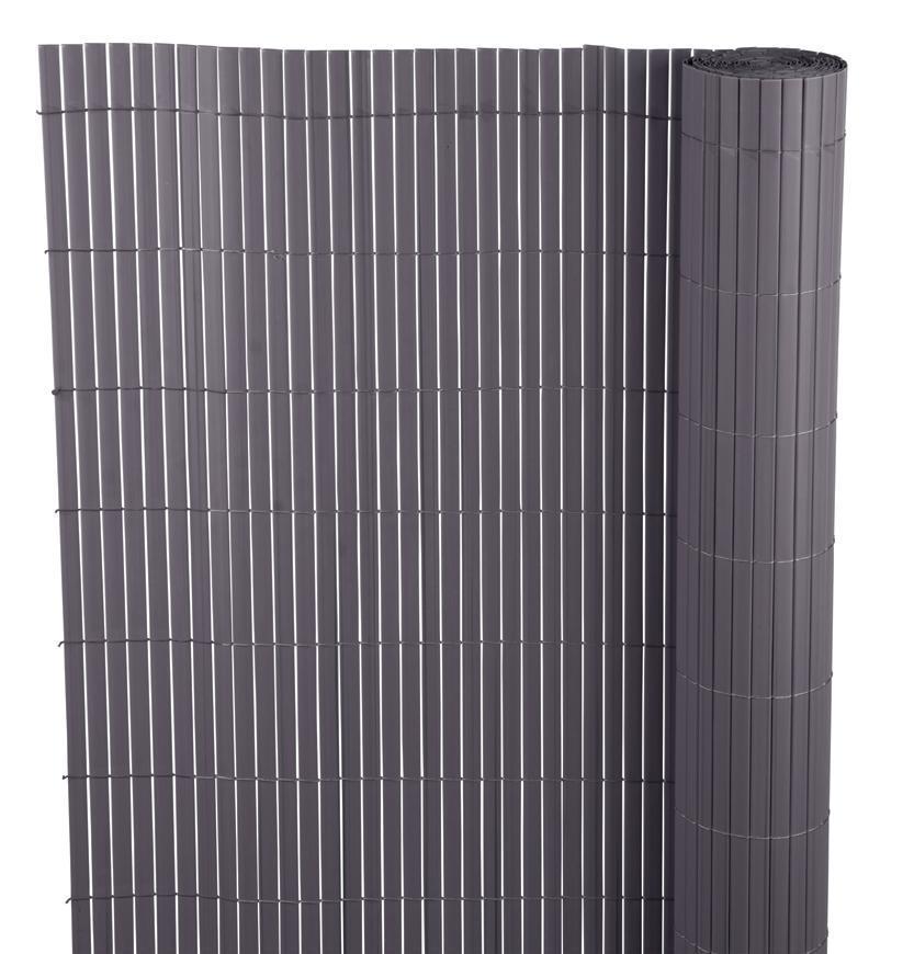 Plot Ence DF13, PVC 2000 mm, L-3 m, šedý, 1300g/m2, UV