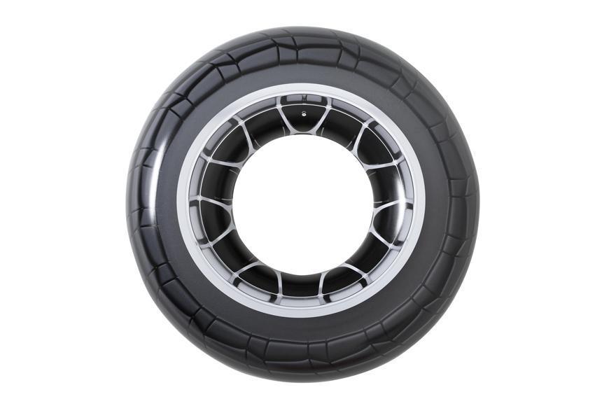 Kruh Bestway® 36102, High Velocity Tire, detský, nafukovací, 1,19 m
