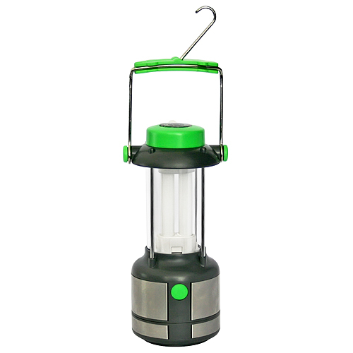 Lampa Camping CL222, kempingová, na batérie s kompasom
