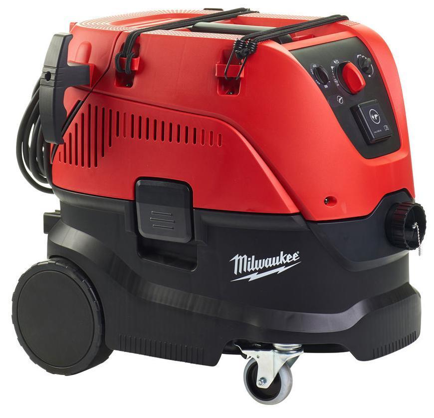 Vysavac Milwaukee AS 30 MAC, 250 mbar, 30lit, M, 4500lit/min