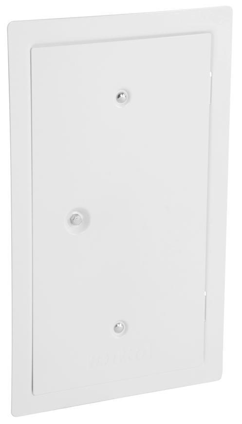 Dvierka Anko C2.3W 130x260 mm, komínové, biele, revízne