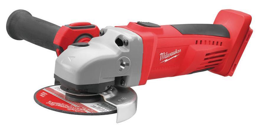Bruska Milwaukee® HD28 AG125-0X, 125 mm, uhlová