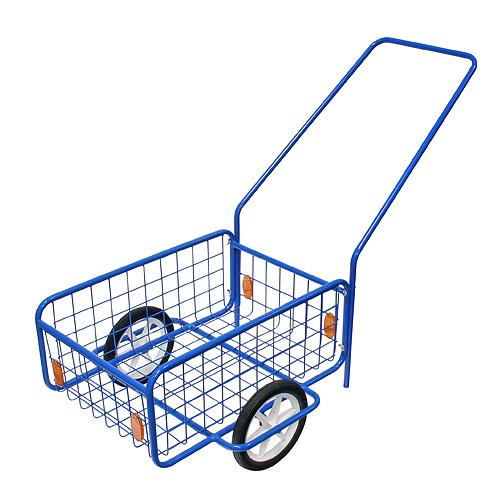 Vozik RDV 3, POPULAR 3, 50 kg, koleso 230 mm, plné