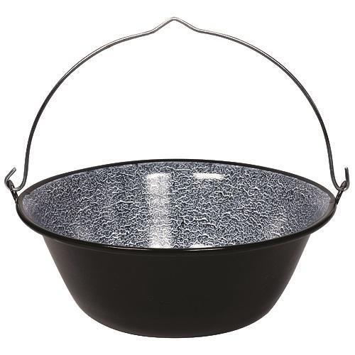 Kotlik Piknik 13,0 lit, smalt, 390 mm