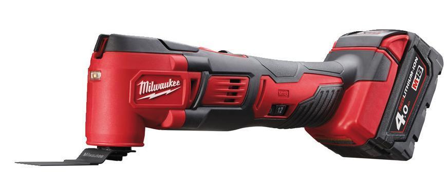 Multifunkcne naradie Milwaukee M18 BMT-421C, 2.0/4.0 Ah