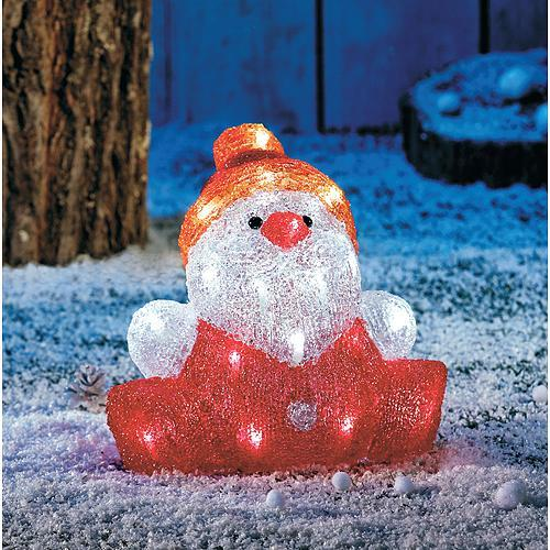 Dekoracia MagicHome X6205, Santa klaus, LED, 3xAA