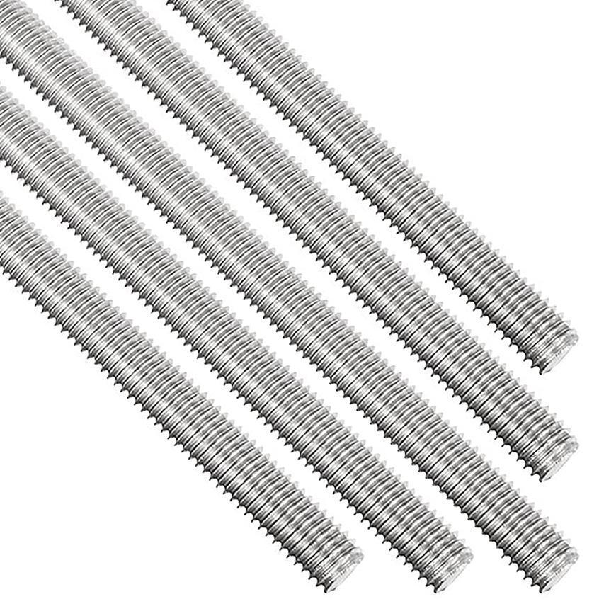 Tyč 975-4.8 M12 Zn, 1 m, závitová, zinok