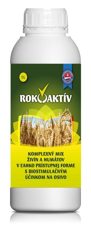 Hnojivo Rokoaktív, 1 lit