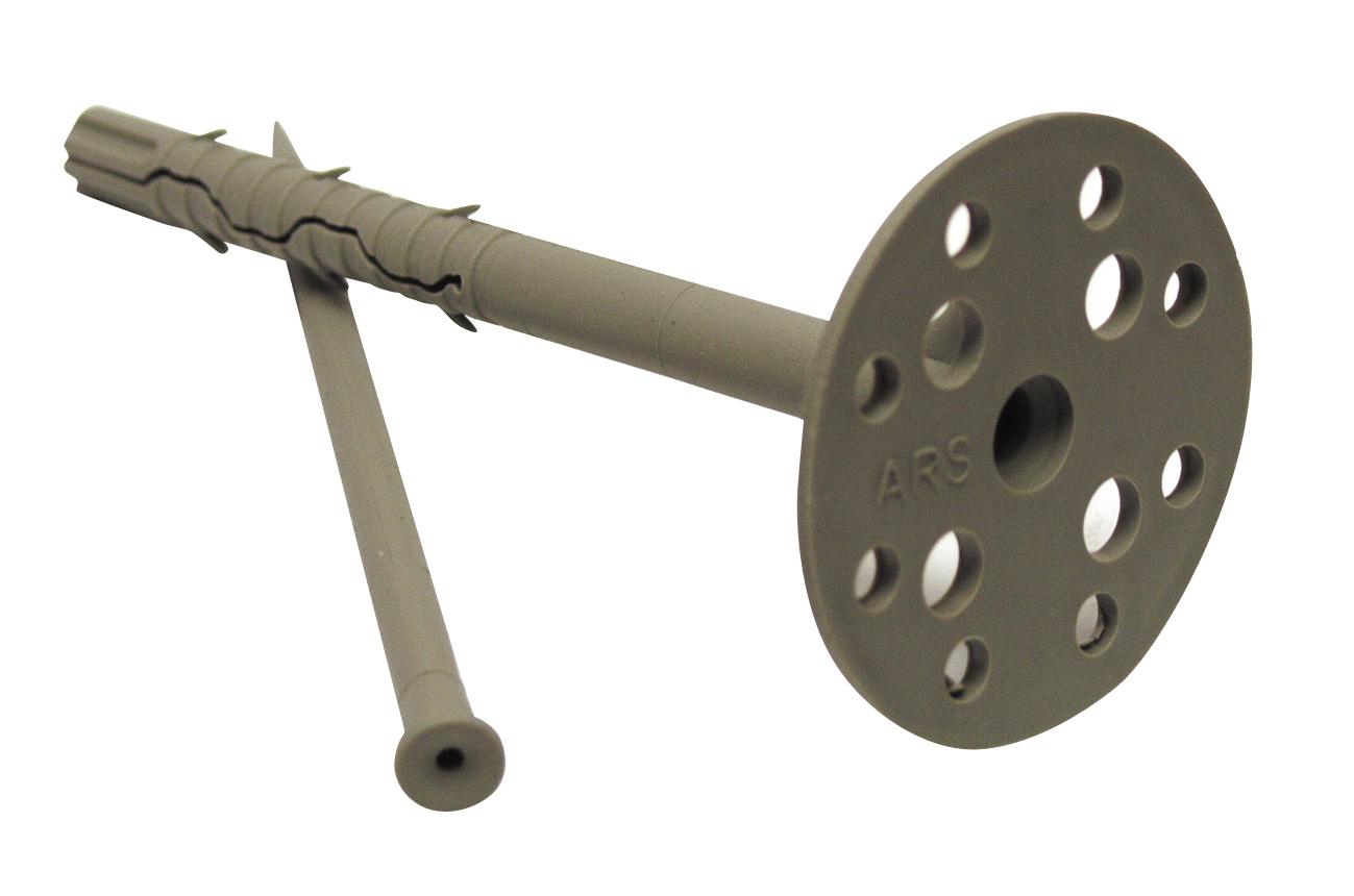 Hmoždinka 39212 10x120 mm, fasádna, bal. 100 ks