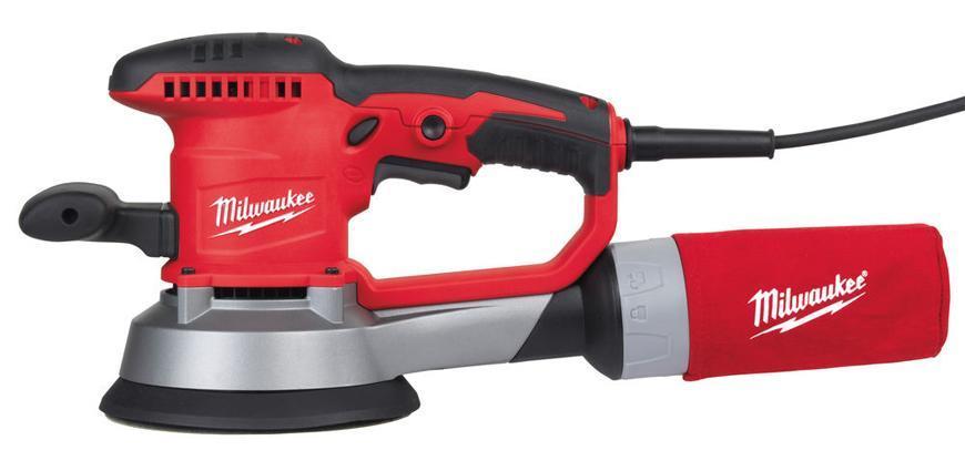 Bruska Milwaukee® ROS 150 E-2, 150mm, 440W, excentrická