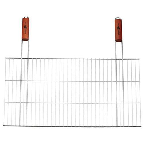 Rošt BBQ 4411C, 380x400/620 mm, drôtený