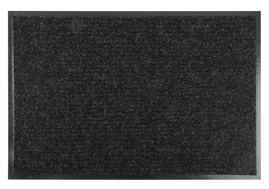 Rohožka MagicHome DRM 106, 60x90 cm, šedá