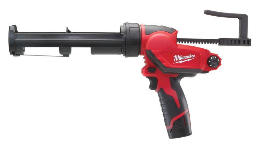 Pistol Milwaukee M12 PCG/310C-201B, na kartuse 310ml