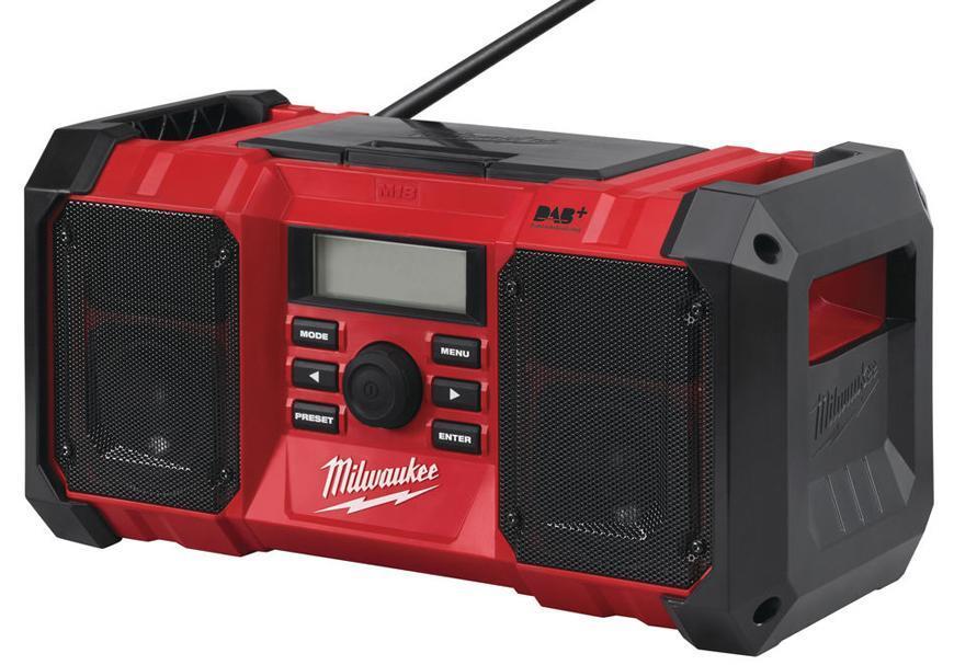 Radio Milwaukee M18 JSR DAB+-0
