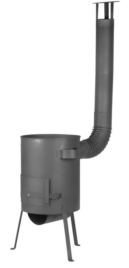 Kotlina BAKER R2-D2 450 mm, grafit