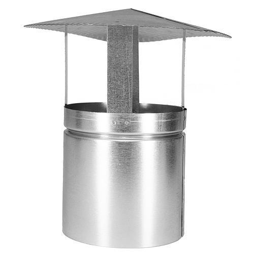 Strieška komínová 132 mm