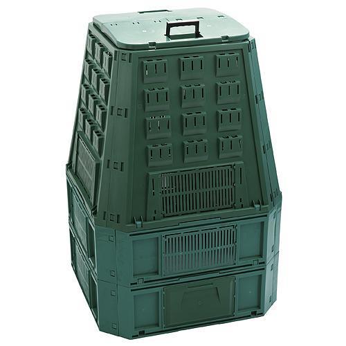 Komposter EVOGREEN, 850 lit, zelený