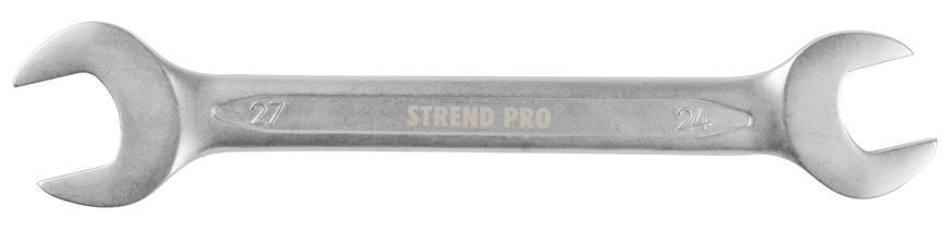 Kluc Strend Pro 3113 24x27 mm, vidlicový, Cr-V
