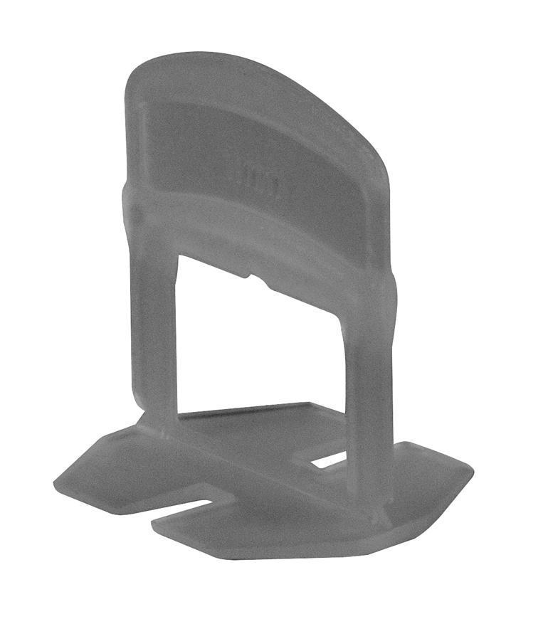 Medzerník Strend Pro LS230T, pod obklad, 1.5 mm, bal. 300 ks, plast sivý
