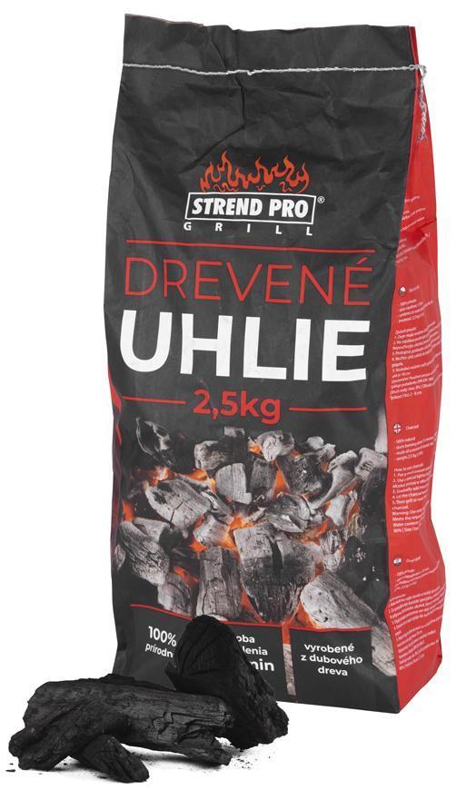 Uhlie Strend Pro Grill 2,5 kg, na grilovanie