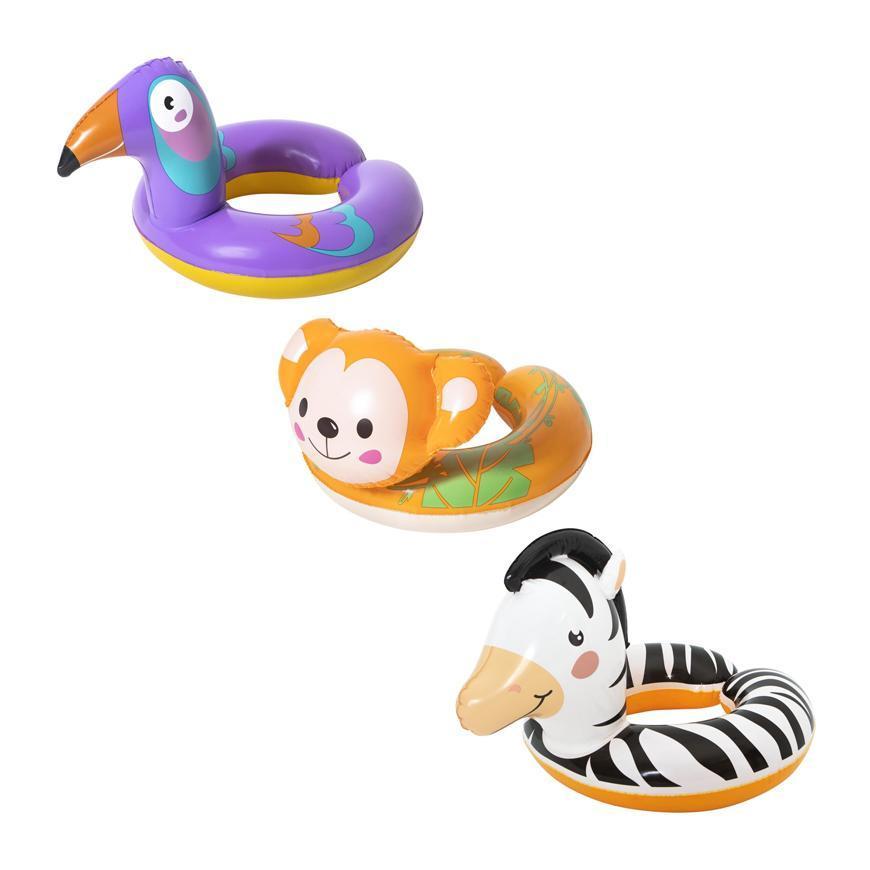 Kruh Bestway® 36112, Safari animal, detský, nafukovací