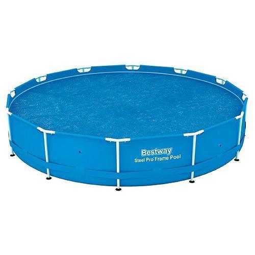 Plachta Bestway® FlowClear™, 58060, 2,44 m, solárna, bazénová