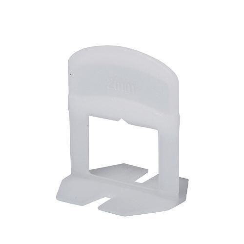 Medzernik Strend Pro LS210W, pod obklad, 2 mm, bal. 100 ks, plast biely
