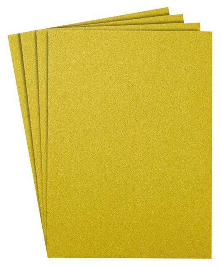 Papier Germaflex Yellow, 230x280 mm, P240, bal. 50ks