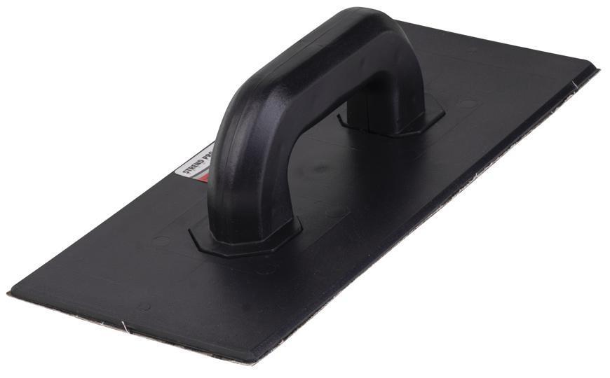 Hladítko Strend Pro Premium 350x160 mm, s brúsnym papierom P16