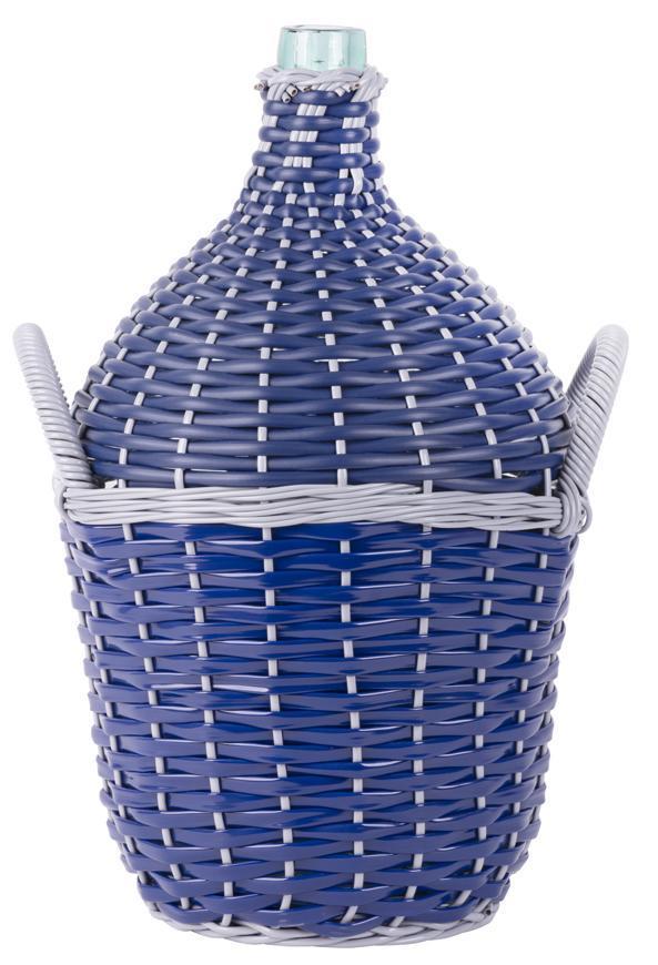 Demizon Cada Wilo 15 lit, klasicky, sklo/plast, MIX farieb