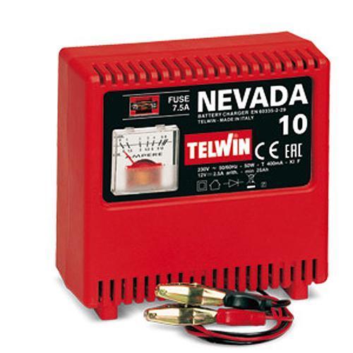 Nabíjačka Telwin Nevada 10, na autobatérie