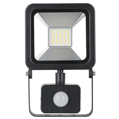 Reflektor Floodlight LED AGP, 20W, 1600 lm, IP44, senzor pohybu