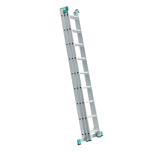 Rebrík ALVE 7610, 3x10, univerzálny, A286 B625