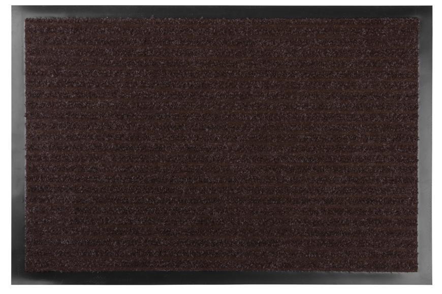 Rohožka MagicHome DRM 102, 40x60 cm, hnedá