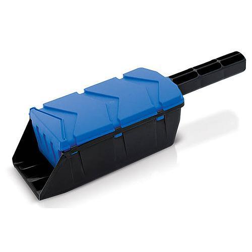 Dávkovač SHARKIE, 99x65/290 mm, ručné rozmetadlo na posyp soli