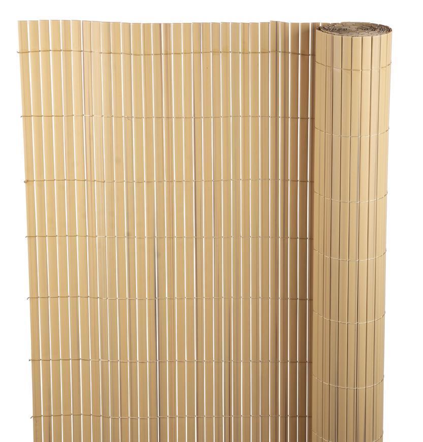 Plot Ence DF13, PVC 2000 mm, L-3 m, bambus, 1300g/m2, UV