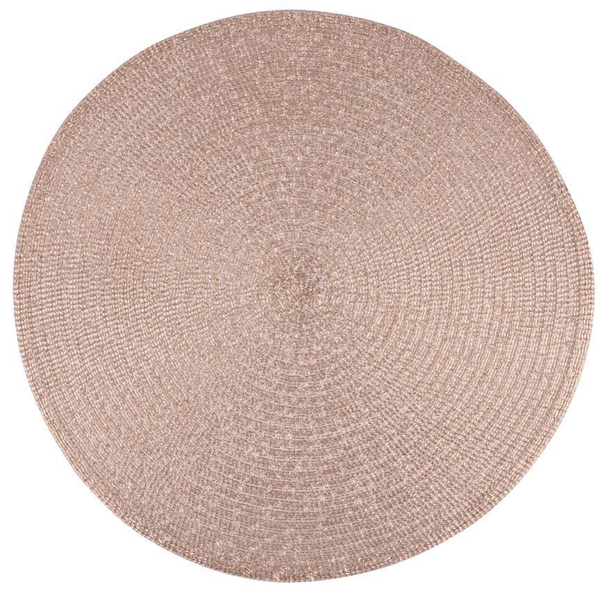 Podlozka MagicHome pod tanier, 38 cm, medená