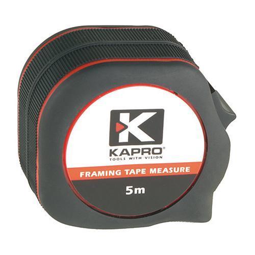 Meter KAPRO® 608, 5 m, Pro Touch™, zvinovací