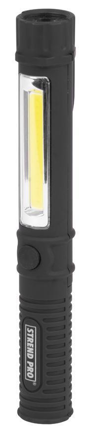 Svietidlo Strend Pro  Worklight CWL1046, COB, 3xAAA, magnet, Sellbox 24 ks