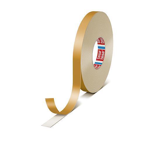 Páska tesa® PRO Mirror, obojstranne lepiaca, na zrkadlá, penová, biela, 19 mm, L-5 m