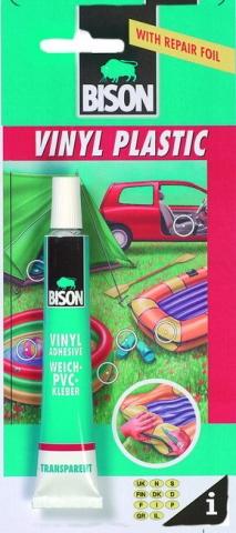 Lepidlo Bison Vinyl Plastic, 25 ml