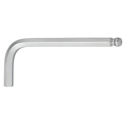 Kľúč whirlpower® 1588-3 04.0 mm, hex, s guličkou, Imbus