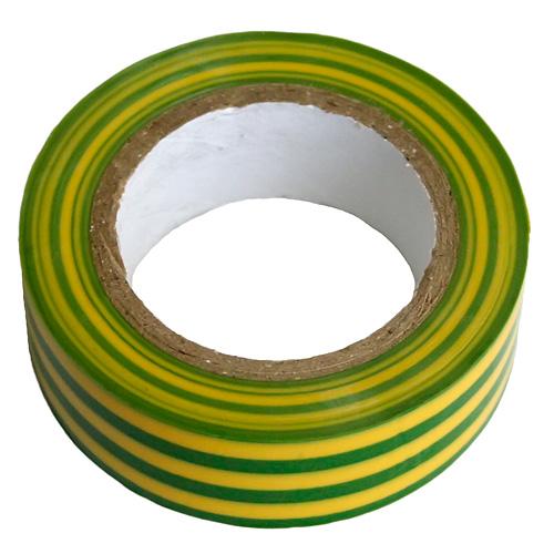 Páska E130GRN, zelená, izolačná, 19 mm, L-10 m, PVC