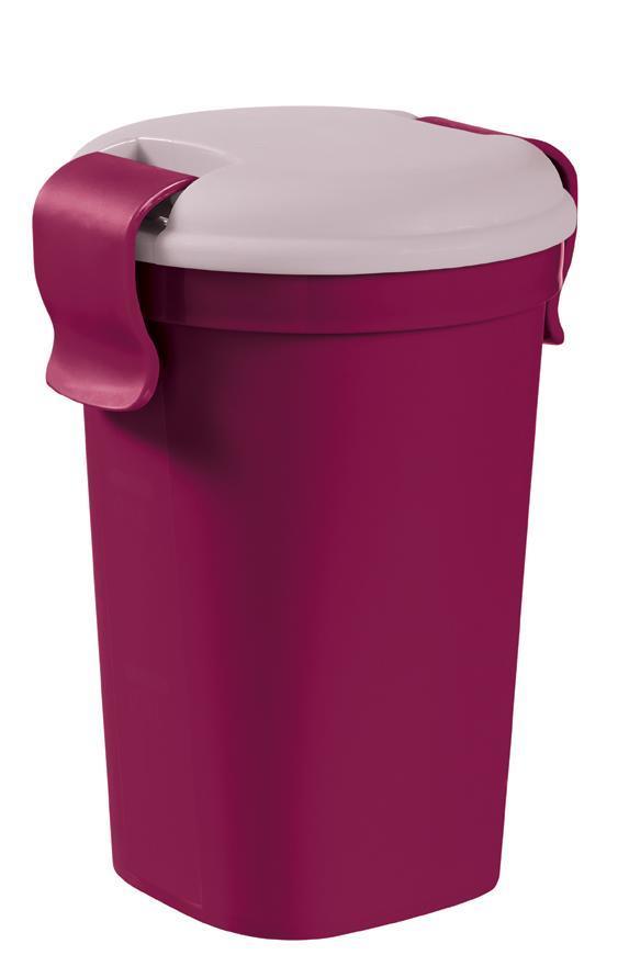 Hrncek Curver® Lunch&Go 0.6L, fialový