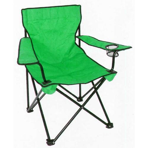 Stolička Strend Pro BC2012A, skladacia, zelená, 53x53x90 cm, 120 kg