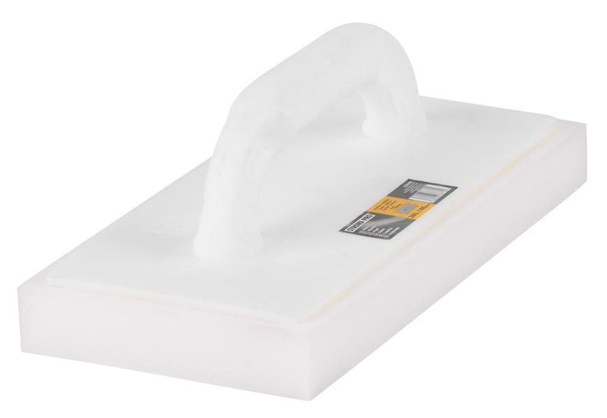 Hladítko Strend Pro MT515 280x140x30 mm, molitan biely