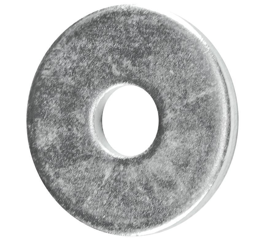 Podložka Strend Pro PACK DIN 9021 Zn M16, široká, plochá, bal. 6 ks
